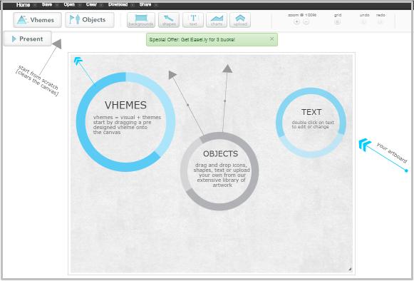 Easel.ly — бесплатный инструмент для создания инфографики