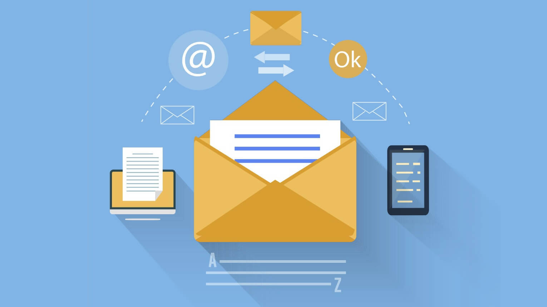 Базовая схема email рассылок